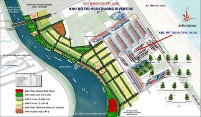 chính chủ bán gâp đất biệt thự dự án Ngọc Dương