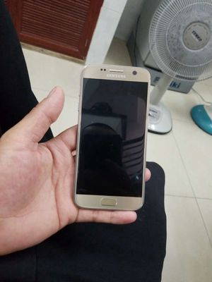 Samsung Galaxy S7 Vàng 2 sim