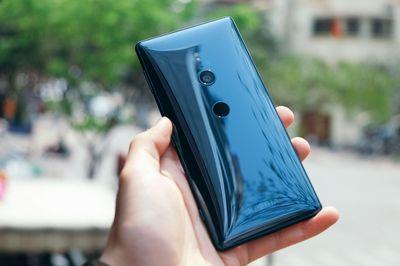 Sony Xperia XZ2 - LikeNew 99%/ Âm Thanh RUNG 3D