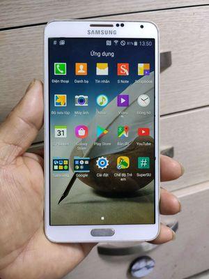 Samsung Galaxy Note 3 Trắng RAM 3/32