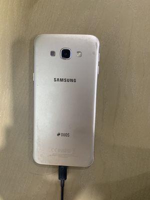 Samsung A8 2015 vỡ màn màu Gold