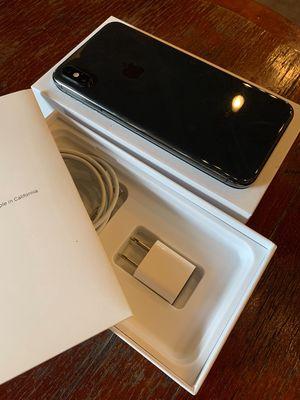 iPhone Xsmax 64G Đen QTE LL/A Còn BH đến T8/2021