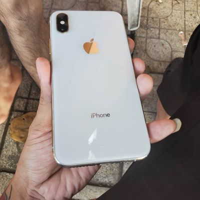 iphone XS trắng 64G mất fake id