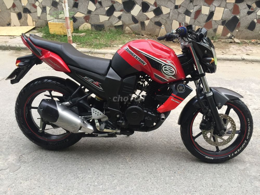 Yamaha FZ S 150 Fi V2.0 màu đỏ chính chủ-biển HN