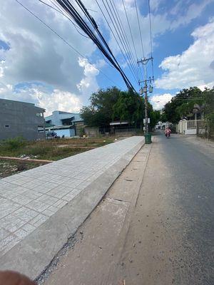 Bán nền trung tâm sổ hồng chính chủ đường 6-7m