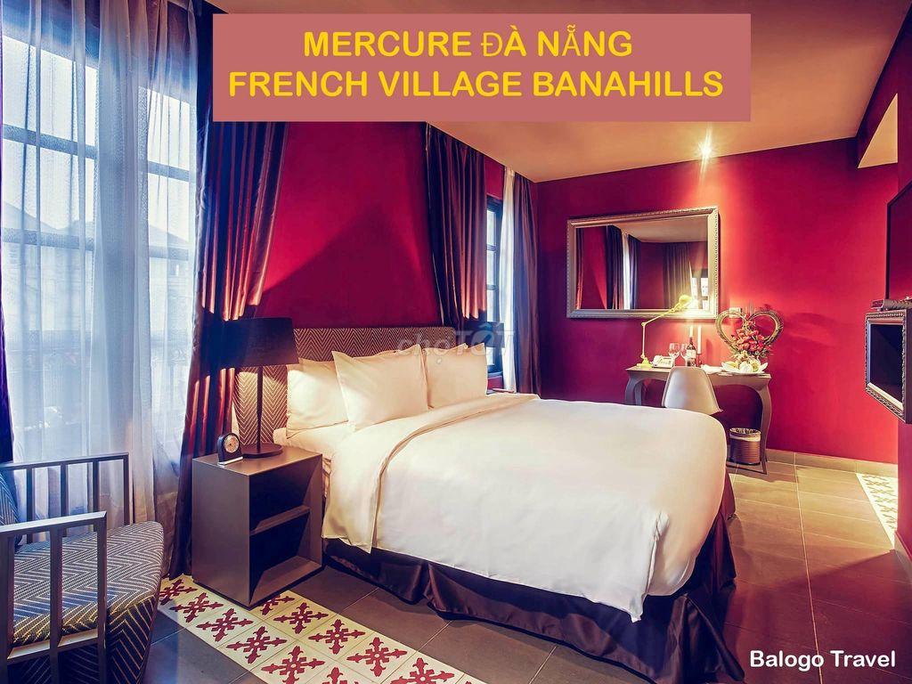 ƯU ĐÃI HẤP DẪN TẠI MERCURE ĐÀ NẴNG BANAHILLS