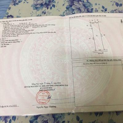 Chính chủ cần bán đất làm khu nghỉ dưỡng Xuân Lộc