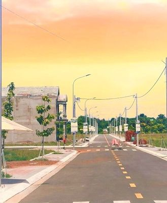 Cần bán gấp 3 lô đất nền Bà Rịa ngay KCN Sonadezi