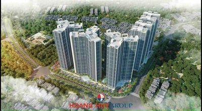 Ra mắt dự án chung cư cao cấp Hoàng Huy Commerce