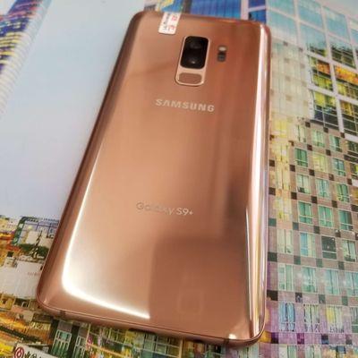 Bán Samsung Galaxy S9 Plus Vàng hồng siêu rẻ