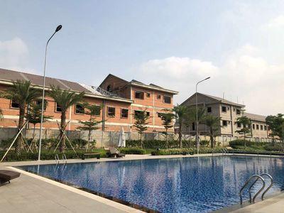 Nhà phố giá rẻ Bình Dương liền kề đại học Việt Đức