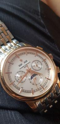 đồng hồ Vacheron Constantin xuất xứ Thụy sỹ