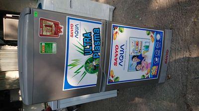 Tủ lạnh 125 lít sanyo