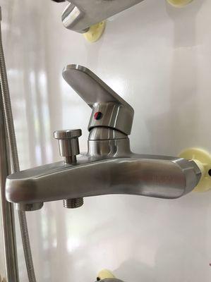 Bộ sen vòi nóng lạnh inox 304 bảo hành 3 năm