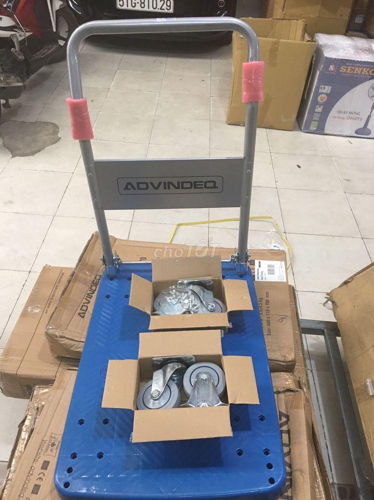 0918161399 - Xe đẩy hàng ADVINDEQ PT-150/300 (Mới 100%, có 50c)
