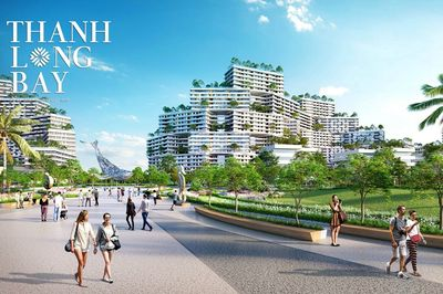 Căn hộ dịch vụ, mini Thanh Long Bay 38m² 1PN