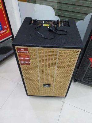 loa kéo NaNoMax 680w bảo hành điện máy xanh