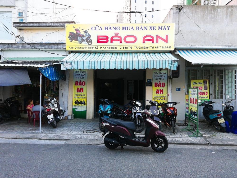 Cửa hàng Cửa Hàng xe máy Bảo An