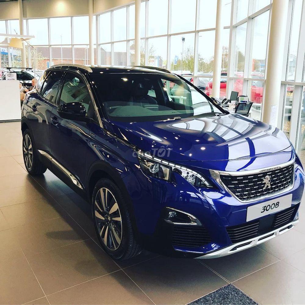 Peugeot 3008 2019 Xanh đặc biệt