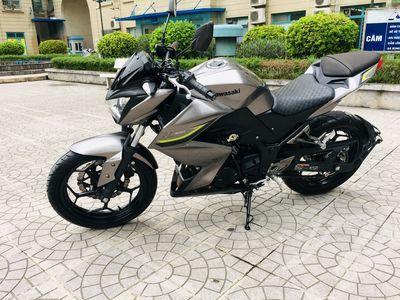Kawasaki Z300 ABS màu ghi nhám 2019 mới chạy 180km