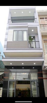 Bán nhà mặt tiền 54m2 Bàu Hạc, sau BigC. Nhà mới