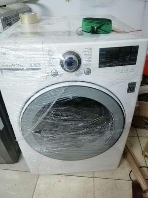 Máy giặt LG 14kg sấy 8kg inverter cao cấp đời mới