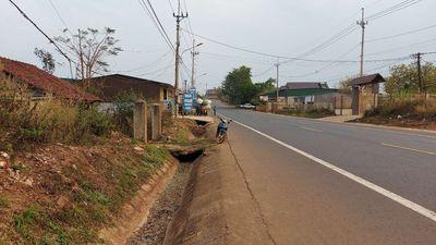 Đất Huyện Đắk Song 500m2