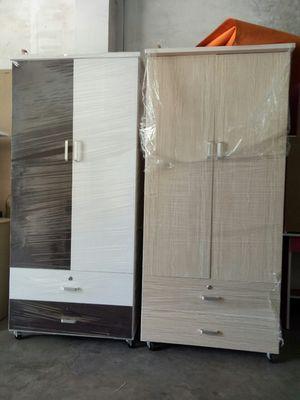 tủ nhựa 2 cửa 2 hộc mới cao 1m8x84