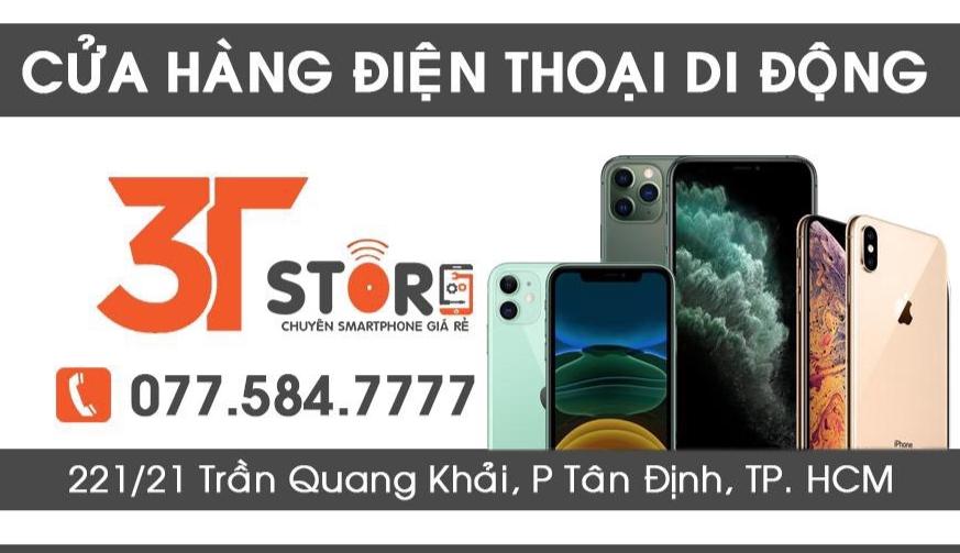 CỬA HÀNG Di ĐỘNG 3T STORE CHUYÊN IPHONE LOCK QUỐC TẾ GIÁ RẺ TPHCM