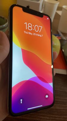 Apple iPhone X Trắng
