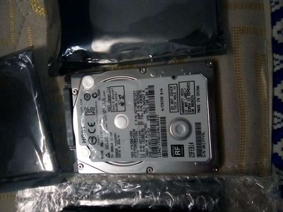 Ổ cứng laptop hdd 500gb hitachi slim