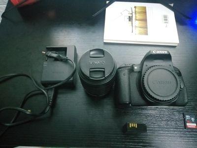 Cần bán nhanh Canon 750D