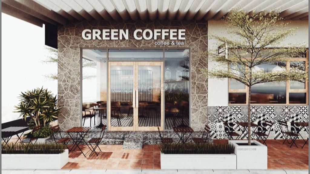Green Coffee Cần Tuyển 01 Nhân Viên Pha Chế