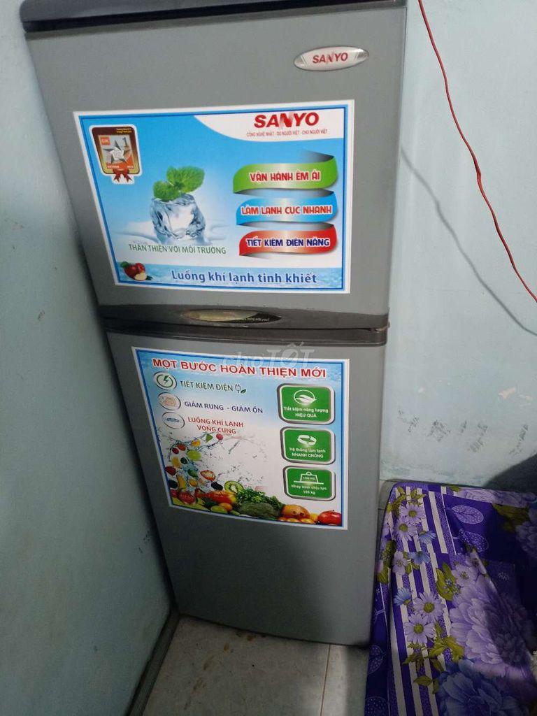0973324114 - Dọn trọ cần bán tủ lạnh 1tr6 nay giat