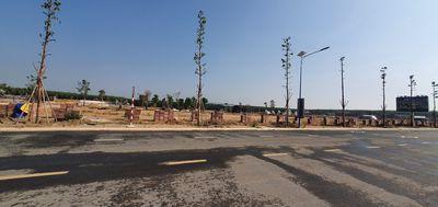 lô đất nằm trên 2 mặt tiền lớn là đường dt 769