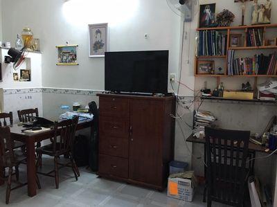 Nhà Tân Sơn Nhì, 3,5x10m, nở hậu 4.2m, 2PN, SHR,CC