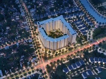 Chung cư Quận Long Biên 69.19m² 2PN