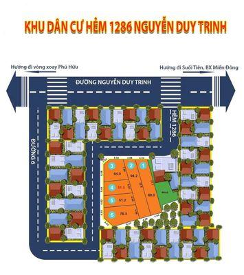 Lô 52m dân cư hiện hữu Nguyễn Duy Trinh