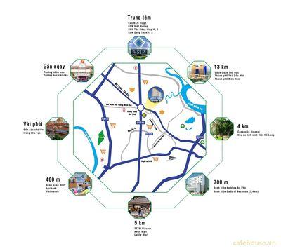 Mua căn hộ tại Thuận An BD chỉ với 330tr căn 2PN