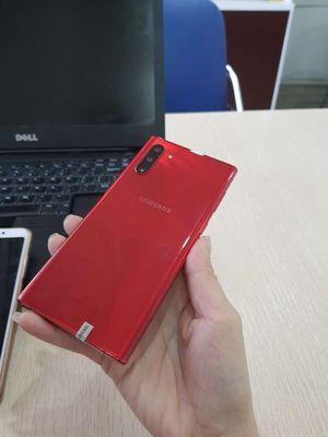 Galaxy Note 10-5G màu  Đỏ máy HQ đủ phụ kiện