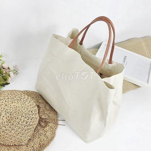 sản xuất túi canvas chất lượng,theo yêu cầu