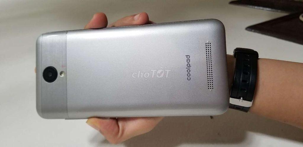 Coolpad N3C Bạc 16 GB