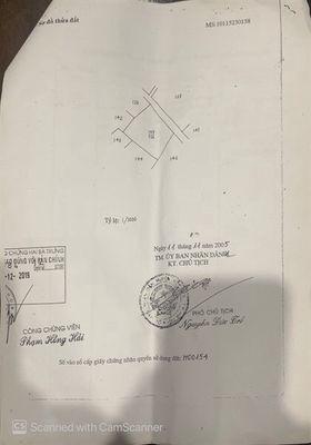 Đất sổ đỏ 538m2 Thuỷ Thượng, Sóc Sơn, Hà Nội