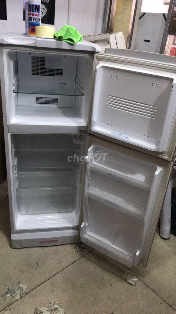 0928137326 - Tủ lạnh sanyo 150 lít nhỏ gọn giá rẻ 1tr5