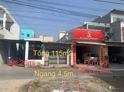 Nhà Đường Nguyễn Bá Học phường Tân Mai