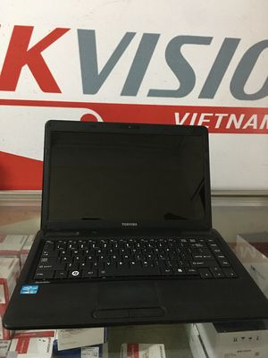 Laptop Toshiba C640. Core i3. Ram 4g. Hd 320g.