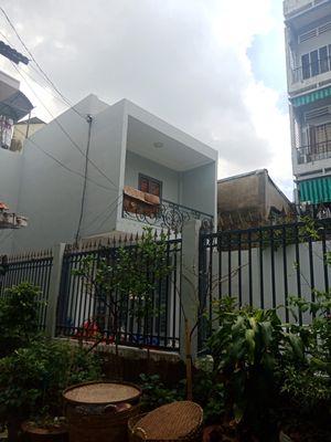 Biệt thự Lê Quang Định 147m.1 lầu.11tỷ.cách mt 50m