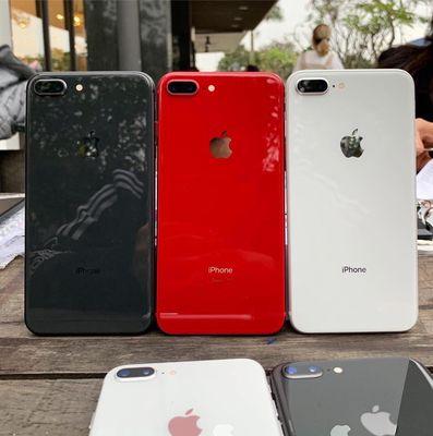 IPHONE 8 PLUS LOCK 64G - CÓ TRẢ GÓP + LÊN ĐỜI MÁY