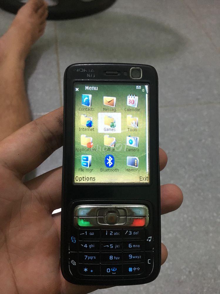 Nokia N73 nguyên zin