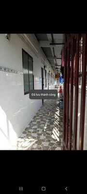 Dãy trọ 7 phòng ở Tam Phước